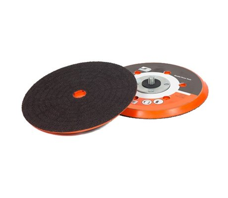 DynaMaze 22290 Universal Vacuum Pad 152mm 10mm Thick Male Thread