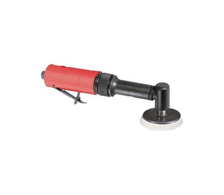 Red Right Angle Buffer 18056