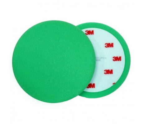3M Perfect-It Foam Compounding Pad Green 150mm