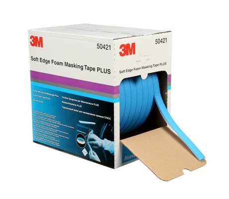 Soft Edge Masking Foam Tape 50421