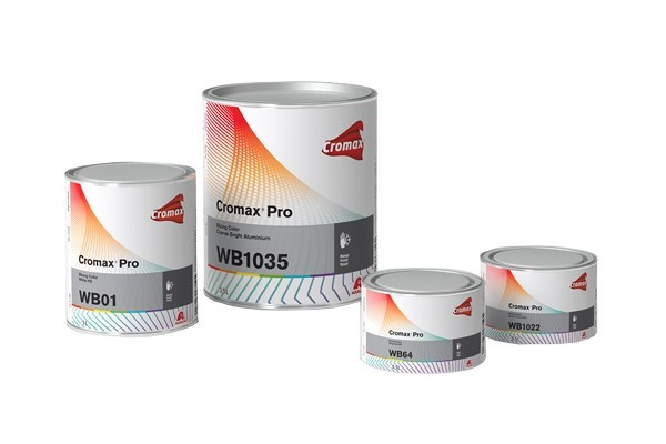 Cromax Pro mixing color