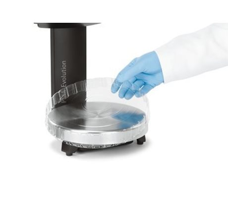 In-use Cover For Weighing Pan