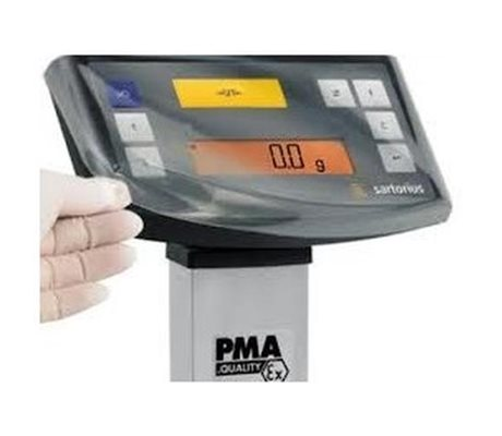 In-use cover for display of PMA.Quality & PMA.Power