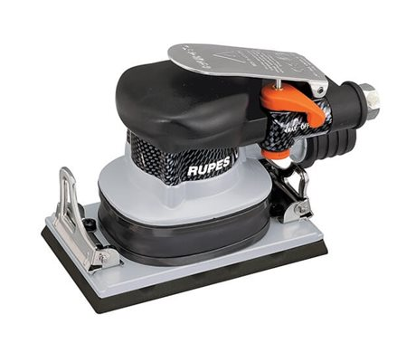 RE21ACM Pneumatic Orbital Palm Sander 80x130mm