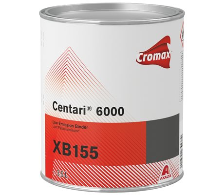 XB155 Centari 6000 Low Emission Binder