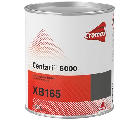 XB165 Centari 6000 Low Emission Binder