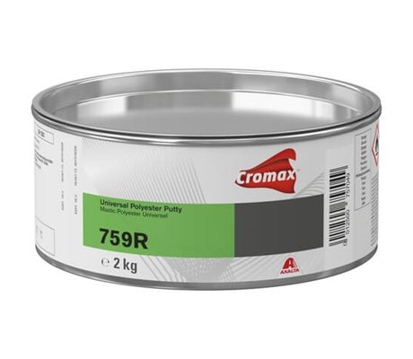 759R Universal Polyester Putty