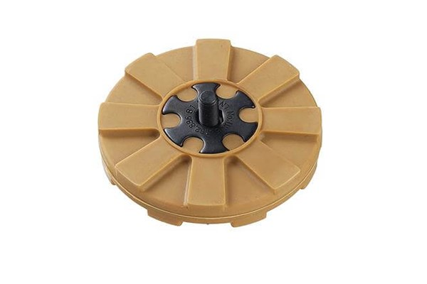 Rubber Cleaning Wheel