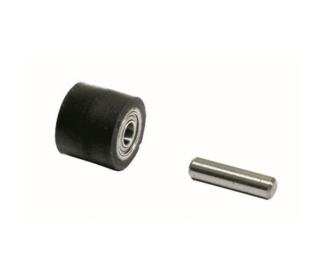 Contact Wheel Ass'y, 7/16″ 70 Duro Rubber