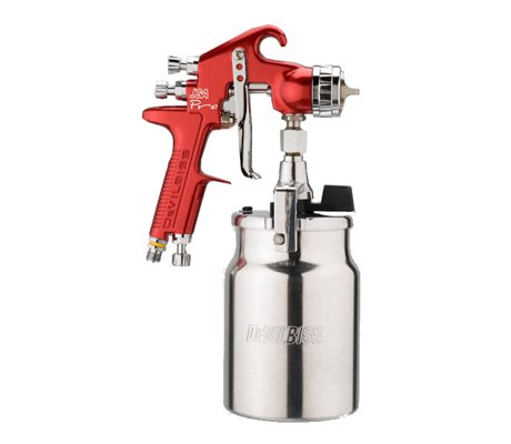 JGA Pro Conventional Suction Spray Gun